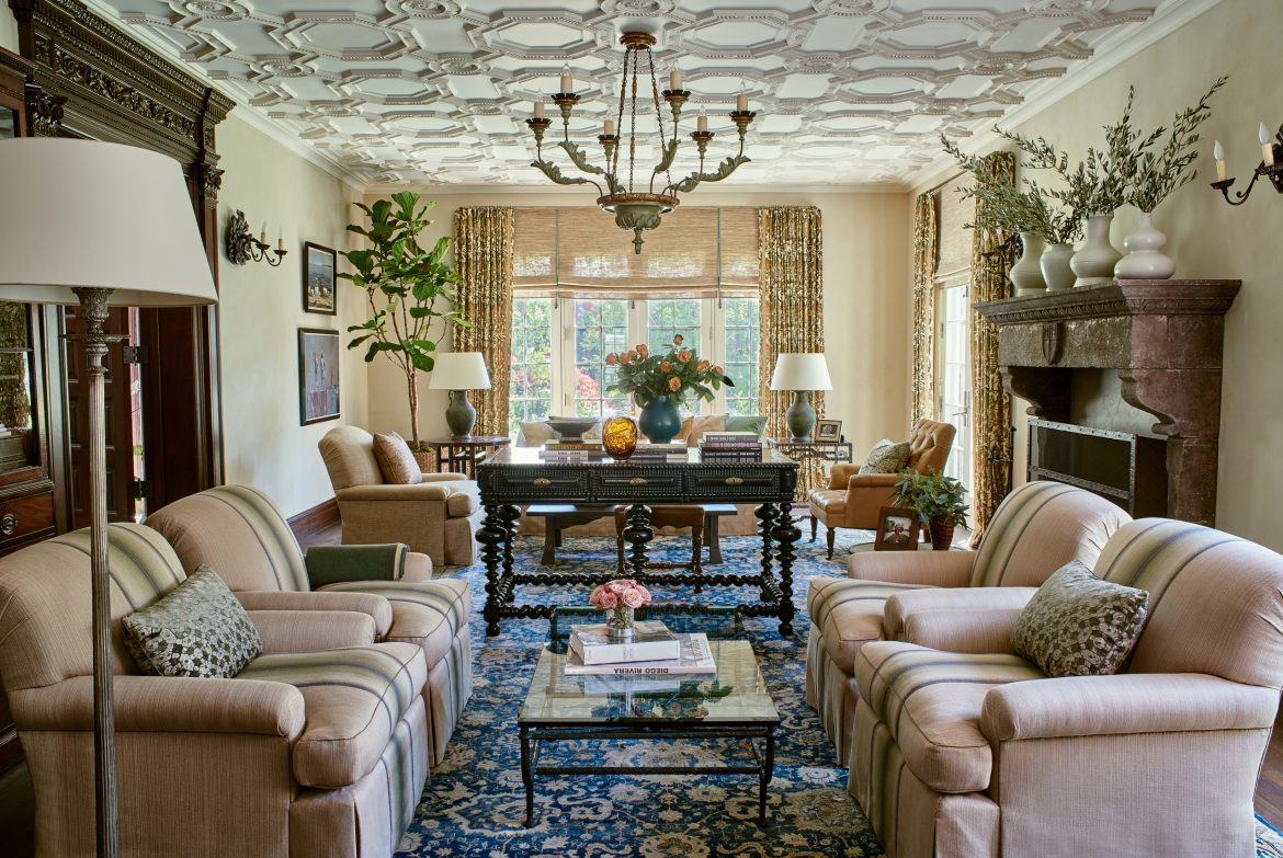 the best interior designers in los angeles The Best Interior Designers In Los Angeles – Part 1 180807 Shonda rhimes AD 5488