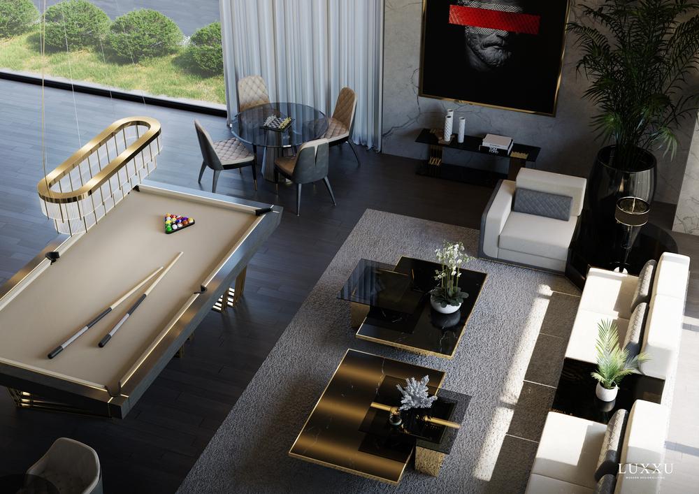miami stunning mansion Miami Stunning Mansion designed by Luxxu 00012