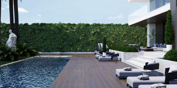 Miami Stunning Mansion designed by Luxxu