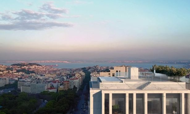 Cristiano Ronaldo Expensive Penthouse in Lisbon