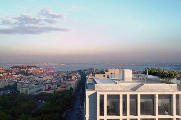 cristiano ronaldo expensive penthouse Cristiano Ronaldo Expensive Penthouse in Lisbon 1