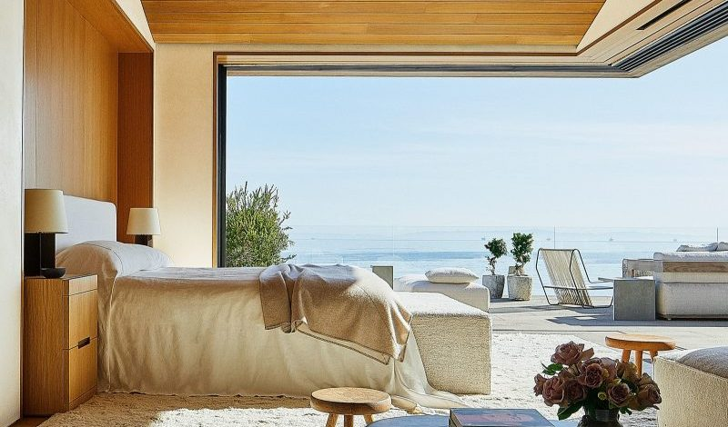 be inspired with calvin klein's Be Inspired with Calvin Klein's Co-founder fall love calvin kleins co founder santa barbara home 4 800x470