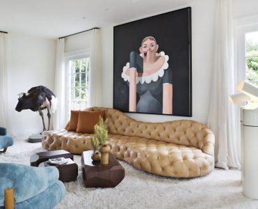 Contemplate These Unique Eclectic Designs By Julie Hillman Design