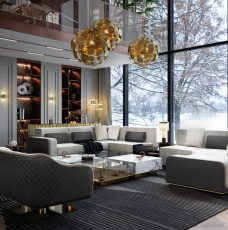 Top 5 Luxurious Living Rooms In New York