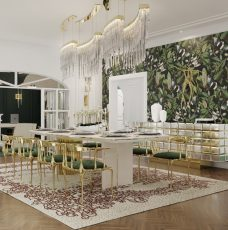 A Parisian apartment, inspired by the city of lights
