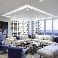 Modern Living Rooms Inspirations by Sarah Z Designs