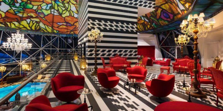 The Mondrian Doha - A Luxury Hotel Project by Marcel Wanders