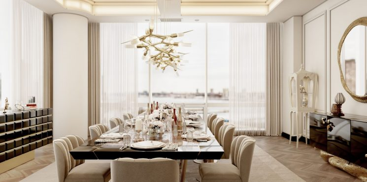 Dining Room Design: The Most Luxurious Dining Rooms By Kelly Wearstler